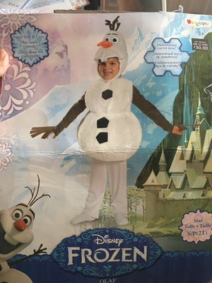 Olaf costume size 2T for Sale in Plantation, FL