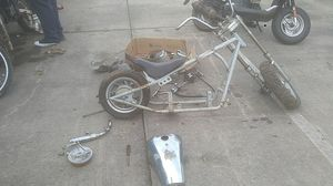 Mini bike dirt bike for sell 500 negotiable for Sale in Durham, NC