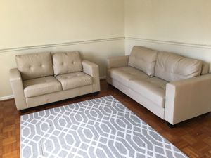 Sofa love seat for Sale in Alexandria, VA