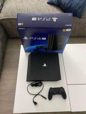 PS4 pro for Sale in Traverse City, MI