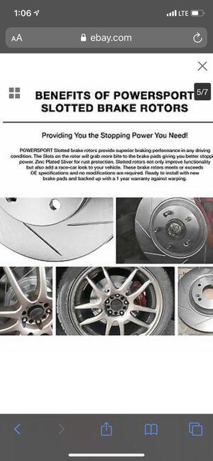 Rear rotors for Sale in Riverside, CA