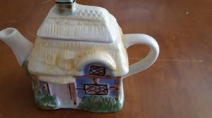 Houston Harvest mini Cottage Teapot for Sale in Livermore, CA