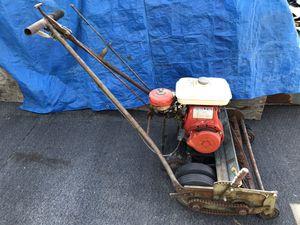 Reel mower- gas for Sale in Spokane, WA