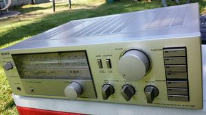 VINTAGE SONY RECEIVER STEREO AMPLIFIER for Sale in Arcadia, CA