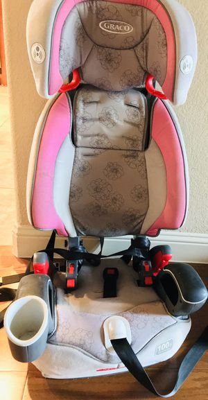 Graco Nautilus Pink/Grey 3 in 1 car seat for Sale in Allen, TX
