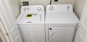 Amana washer dryer for Sale in South Brunswick Township, NJ