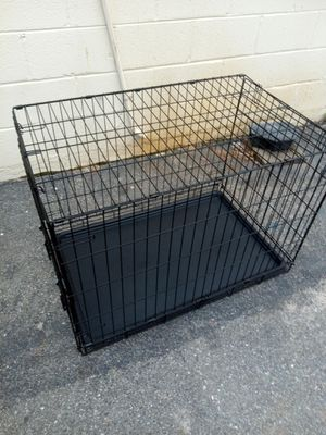 Large dog cage for Sale in Hyattsville, MD