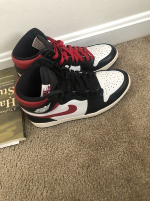 Air Jordan 1 gym red for Sale in Hagerstown, MD