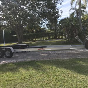 Triple Axle Boat Trailer for Sale in West Palm Beach, FL