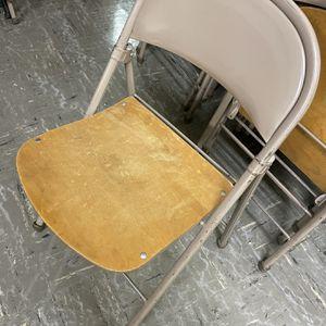 $2/each Folding Chairs. for Sale in Wichita, KS