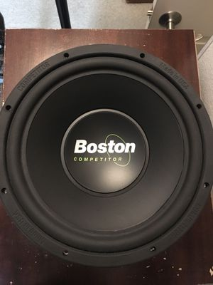 "Boston Competitor 1200 -12"" subwoofer for Sale in San Diego, CA"