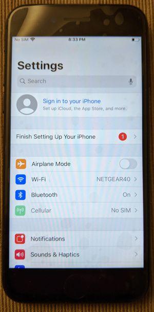 Unlocked Apple iPhone 8 256gb clean IMEI clean iCloud for Sale in Washington, DC