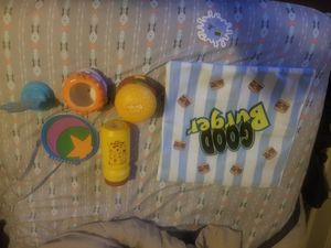 Various Nickelodeon Items. for Sale in Pittsburgh, PA