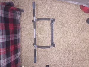 Door attachable pull up bar for Sale in Plain City, OH