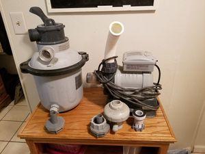Water pump for swimming pool for Sale in Lemoore, CA