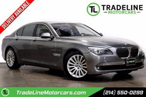 2012 BMW 7 Series for Sale in Carrollton, TX
