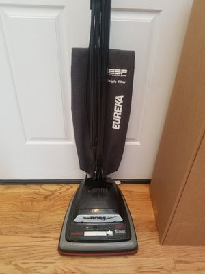 NEW cond EURIKA VACUUM CLEANER WITH POWERFUL SUCTION SYSTEM, AMAZING POWER SUCTION, IN THE BOX, WORKS EXCELLENT, for Sale in Federal Way, WA