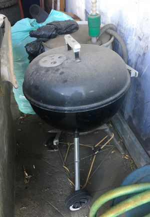 Bbq coal grille for Sale in Stockton, CA