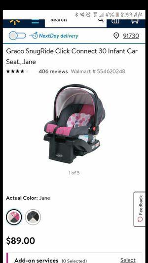 Graco car seat for Sale in Pomona, CA
