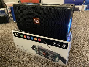 TG-188 MULTI-FUNCTION SPEAKERS for Sale in Gilbert, AZ