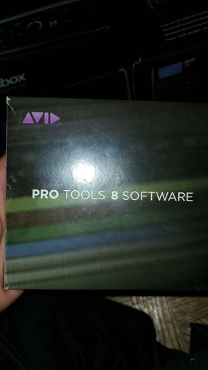 Pro Tools 8 Software for Sale in IL, US