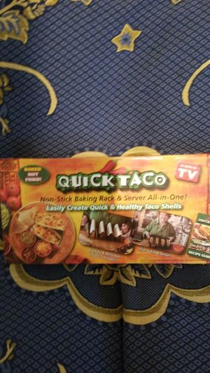 New quick taco for Sale in Compton, CA