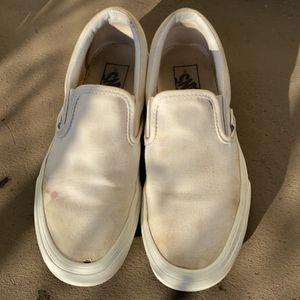 Used white vans ( clean rim ) for Sale in Montebello, CA