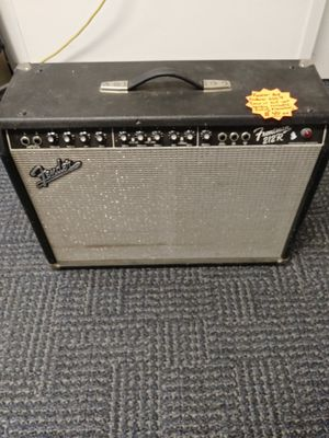 Fender Frontman 212R - For Parts or Repair for Sale in Springfield, PA