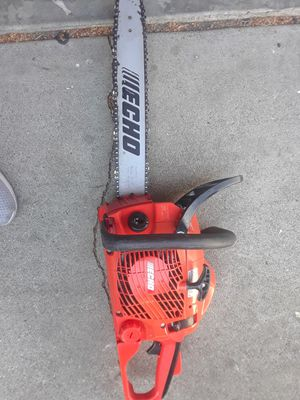 "Echo 18"" bar chainsaw cs352 for Sale in San Jose, CA"