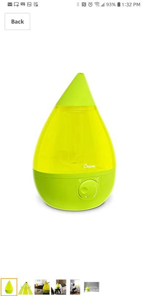 Crane's Iconic Drop Shape Cool Mist Humidifier for Sale in Los Angeles, CA