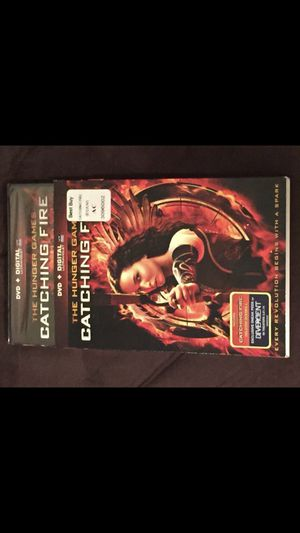 The Hunger Games Catching Fire DVD for Sale in Orlando, FL