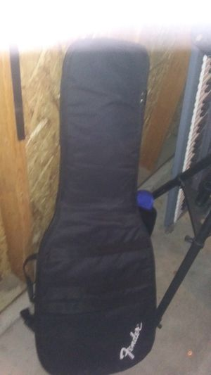 Fender Electric Guitar BAG for Sale in Denver, CO