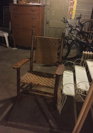 Antique rocking chair for Sale in South Portland, ME