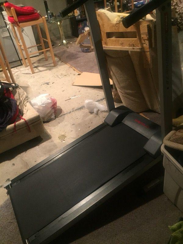Used Manual Treadmill