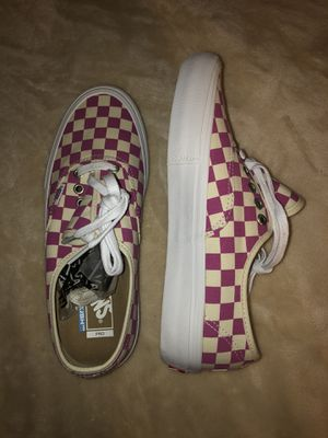 Checkered Vans for Sale in Ceres, CA