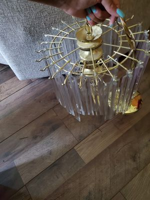 Hanging chandelier for Sale in Saint Charles, MO
