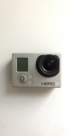 GoPro hero 3 white for Sale in Grosse Ile Township, MI