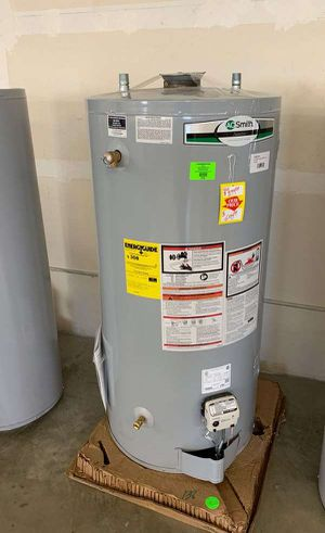 NEW AO SMITH WATER HEATER WITH WARRANTY 74 gallons C55CA for Sale in Ciudad Juárez, MX