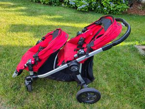 City Select Baby Jogger Double Stroller for Sale in Sully Station, VA