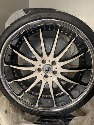 Lexani Rims for Sale in Silver Spring, MD