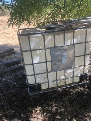Water tank for Sale in Oroville, CA