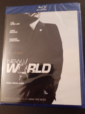 New WORLD (Blu-Ray) NEW! for Sale in Lewisville, TX
