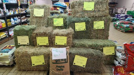 Hay 2 string and 3 string!!!! for Sale in Dunnellon,  FL