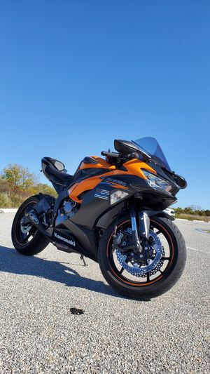 2020 Kawasaki ZX-6R for Sale in Staten Island, NY