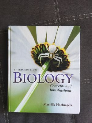 Biology Concepts and Investigations for Sale in San Diego, CA
