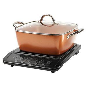 Ceramic Copper Chef XL Casserole Cooktop for Sale in Santa Monica, CA