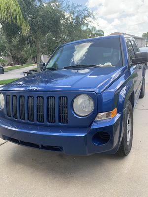 2009 Jeep Patriot for Sale in Ruskin, FL