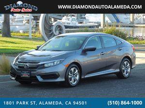 2016 Honda Civic Sedan for Sale in Alameda, CA
