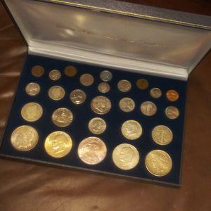 Antique U.S Coin Collection / Coleccion De Monedas Antiguas De U.S for Sale in Pasadena, TX