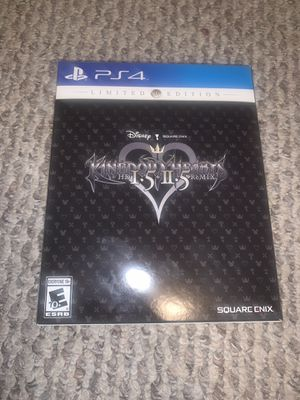 Kingdom Hearts 1.5 & 2.5 PS4 for Sale in Houston, TX